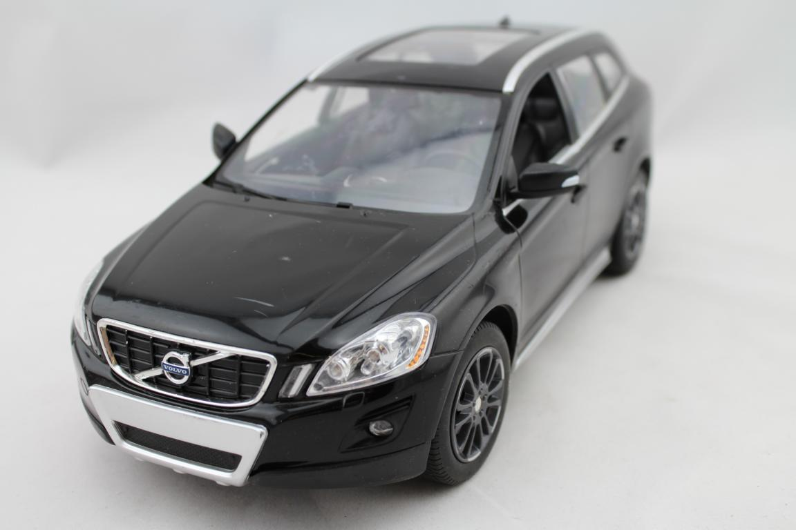 volvo xc60 schwarz rs modellbau shop. Black Bedroom Furniture Sets. Home Design Ideas