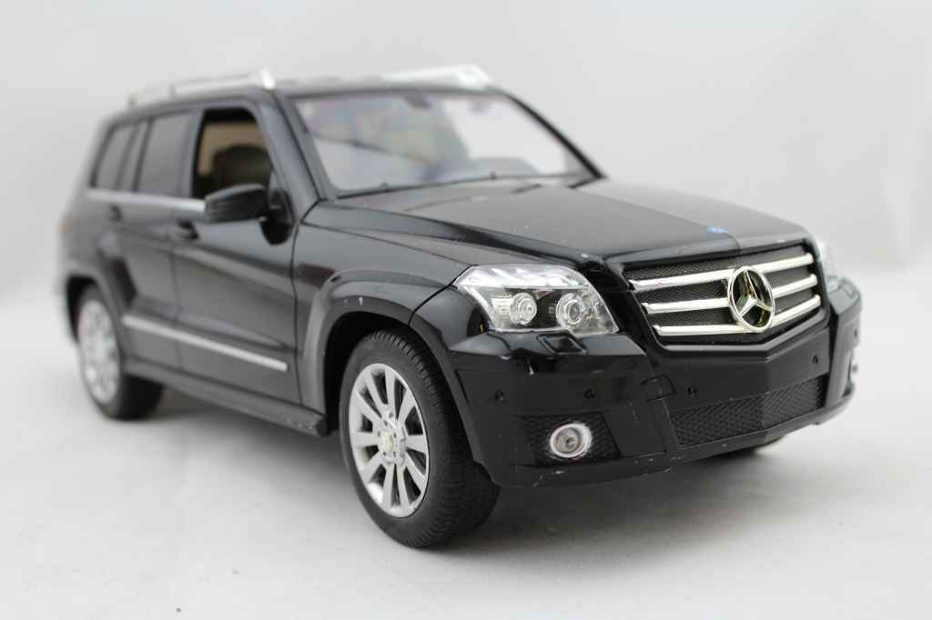mercedes benz glk schwarz rs modellbau shop. Black Bedroom Furniture Sets. Home Design Ideas