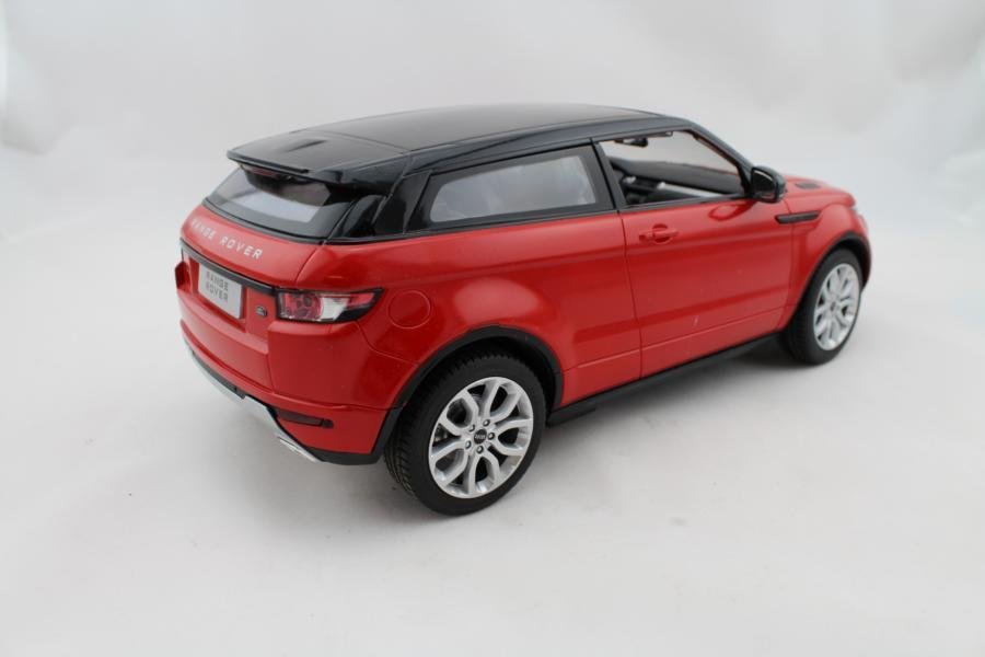range rover evoque rot rs modellbau shop. Black Bedroom Furniture Sets. Home Design Ideas