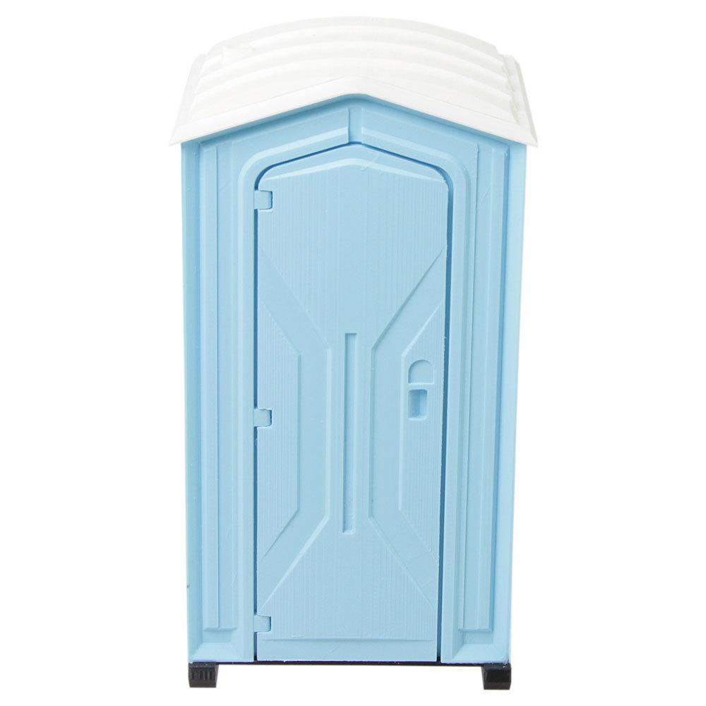 Toilettenkabine standard pink rs modellbau shop for Bauanleitung cd sta nder