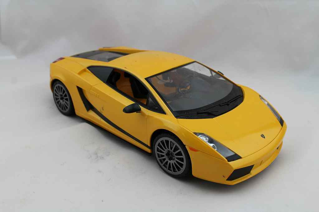 lamborghini gallardo gelb rs modellbau shop. Black Bedroom Furniture Sets. Home Design Ideas
