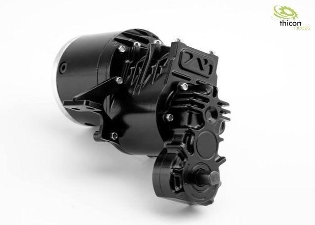 1 14 1 16 allrad getriebe 2 gang 1 28 42 f r 540er motor. Black Bedroom Furniture Sets. Home Design Ideas