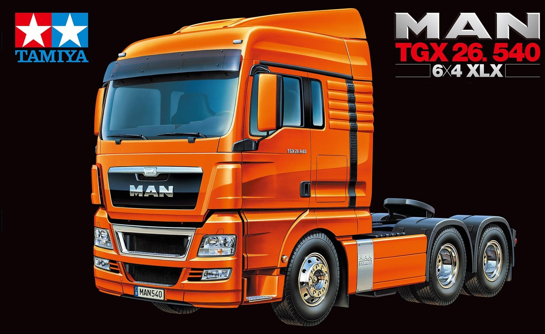 1 14 man tgx 6x4 xlx euro5 2013 rs modellbau shop. Black Bedroom Furniture Sets. Home Design Ideas